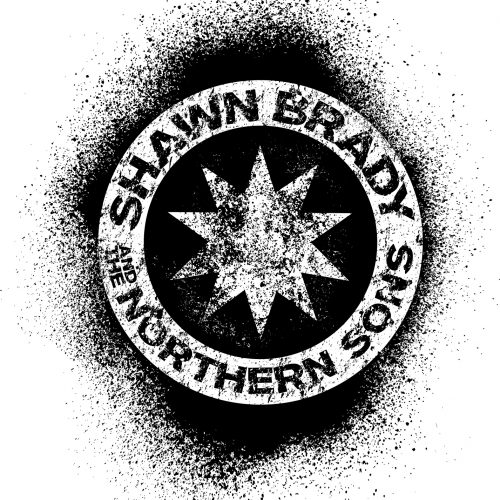 Shawn Brady and the Northern Sons t-shirt design