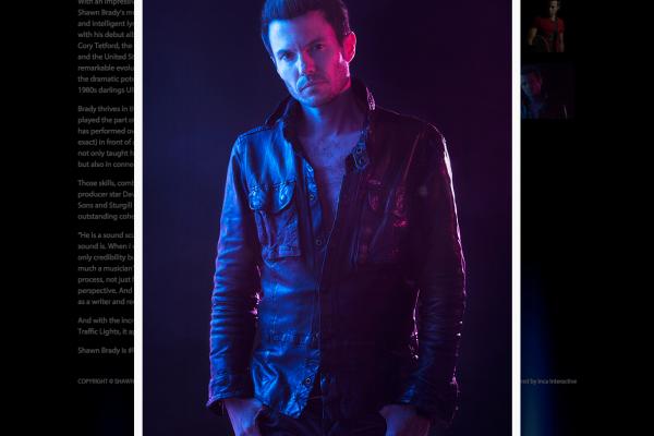 Shawn Brady - Website - photo